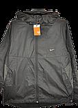 Мужская спортивная куртка ветровка Nike, фото 2
