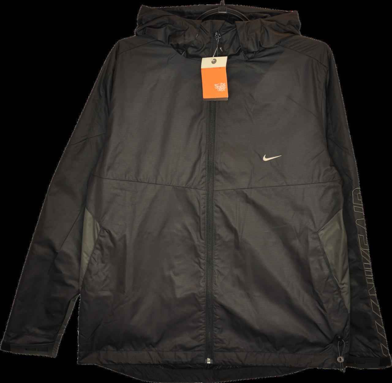 Мужская спортивная куртка ветровка Nike