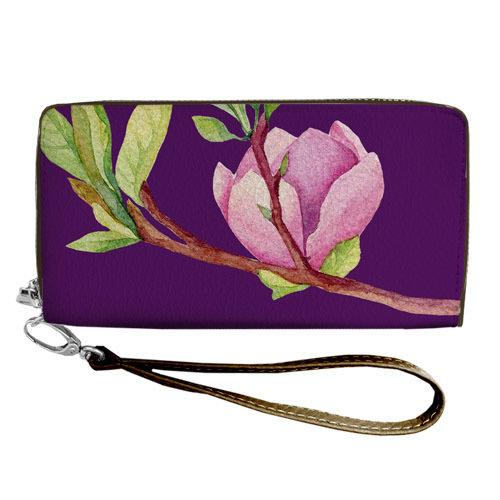 4a47fdb10f573 Большой женский текстильный кошелек на молнии. 2 цвета!: продажа ...