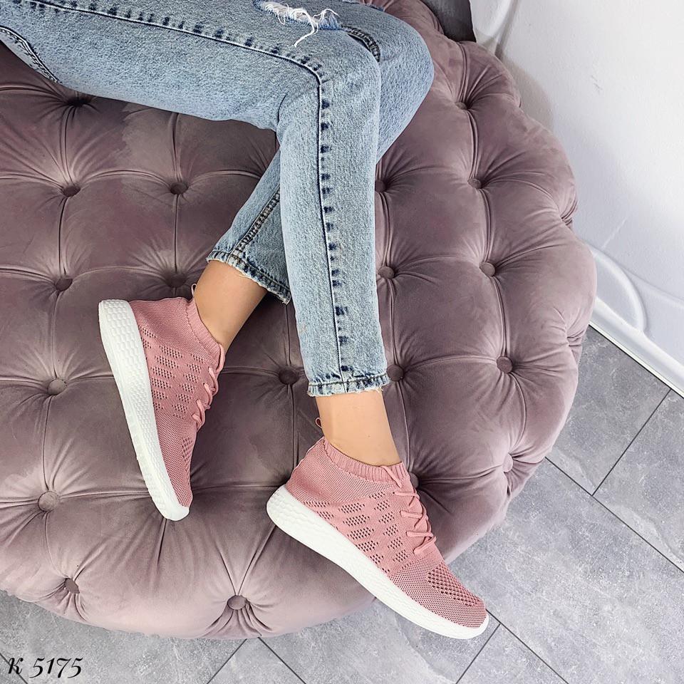 f0a2cd44fa2f Женские летние мокасины розовые текстиль