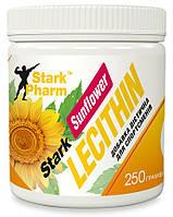 Здоровье печени и мозга Stark Pharm - Sunflower Lecithin (250 грамм) (лецитин подсолнечный сухой без ГМО)