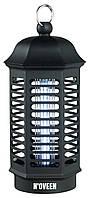 Инсектицидная лампа (электро-мухоловка) N'oveen IKN4, до 30 кв.м.