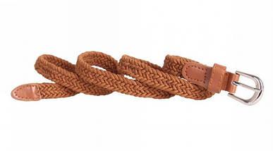 Ремень-резинка женский узкий BR-S рыжий 88-140 см 972787380, фото 2