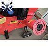 Садовый измельчитель VORSKLA ПМЗ 196/76 бензиновый четырехтактный, 6,5 л.с., фото 4