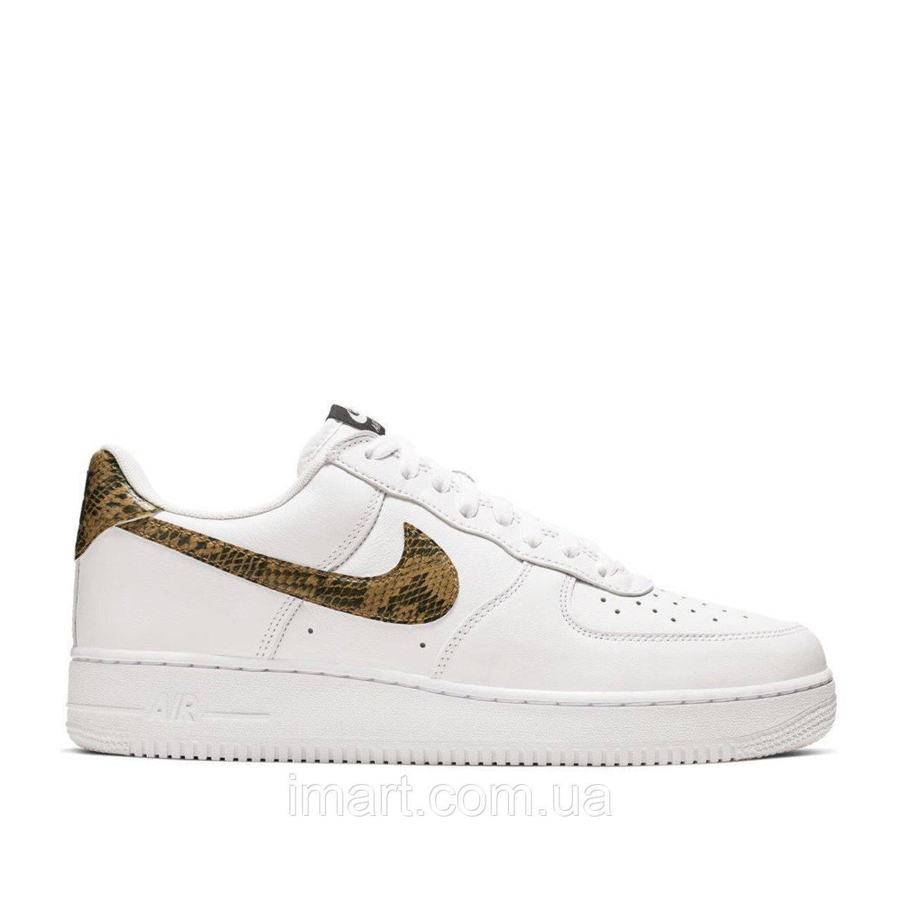 31045319 Оригинальные Кроссовки Nike Air Force 1 Low Retro Ivory Snake ...