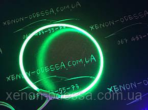 Ангельские глазки CCFL 98.5 мм зеленый / Angel Eyes CCFL 98.5 mm GREEN, фото 2