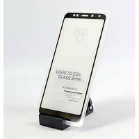Захисне 5D скло для Xiaomi Redmi 5 Plus (Black)