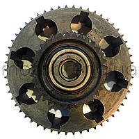 Корзина (барабан) сцепления для мотоциклов ИЖ-Юпитер узкая.