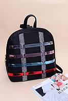 Рюкзак Мира черный