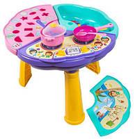 Многофункциональный игровой столик, Wader, 39380