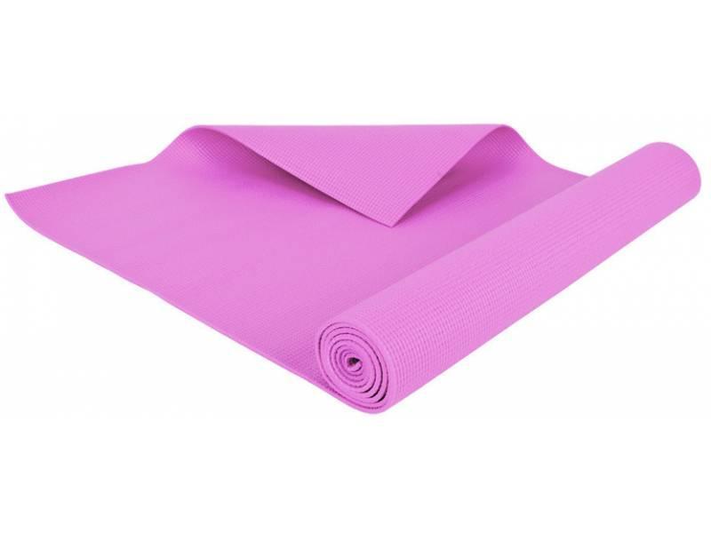 Мат тренувальний Hop-Sport 3 мм Pink
