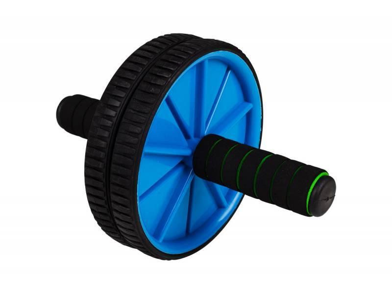Ролик для пресу Hop-Sport Blue