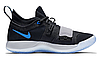 "Кроссовки баскетбольные Nike PG 2.5 ""Black/Photo Blue"" Арт. 3850"