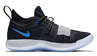 "Кроссовки баскетбольные Nike PG 2.5 ""Black/Photo Blue"" Арт. 3850, фото 1"
