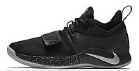 """Кроссовки баскетбольные Nike PG 2.5 """"Black"""" Арт. 3849, фото 1"""