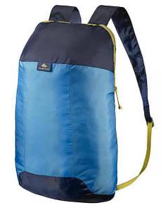 Рюкзак Quechua Travel Ultra Compact 10 л синий (1858160)