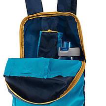 Рюкзак Quechua Travel Ultra Compact 10 л синий (1858160), фото 2