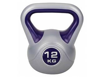 Гиря вінілова Hop-Sport 12 кг