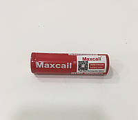 Акумуляторна батарея Maxcail 18650 для електронних сигарет 3000 mAh 3,7V 40A