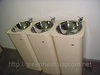 Питьевые фонтанчики для производственных предприятий.