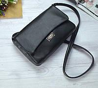 Женская черная сумка клатч код 9-55, фото 1