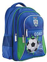 """Рюкзак шкільний ZZ-03 """"Goal"""", фото 1"""