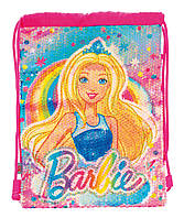 "Сумка-мішок дитяча DB-11 ""Barbie Sequins"""