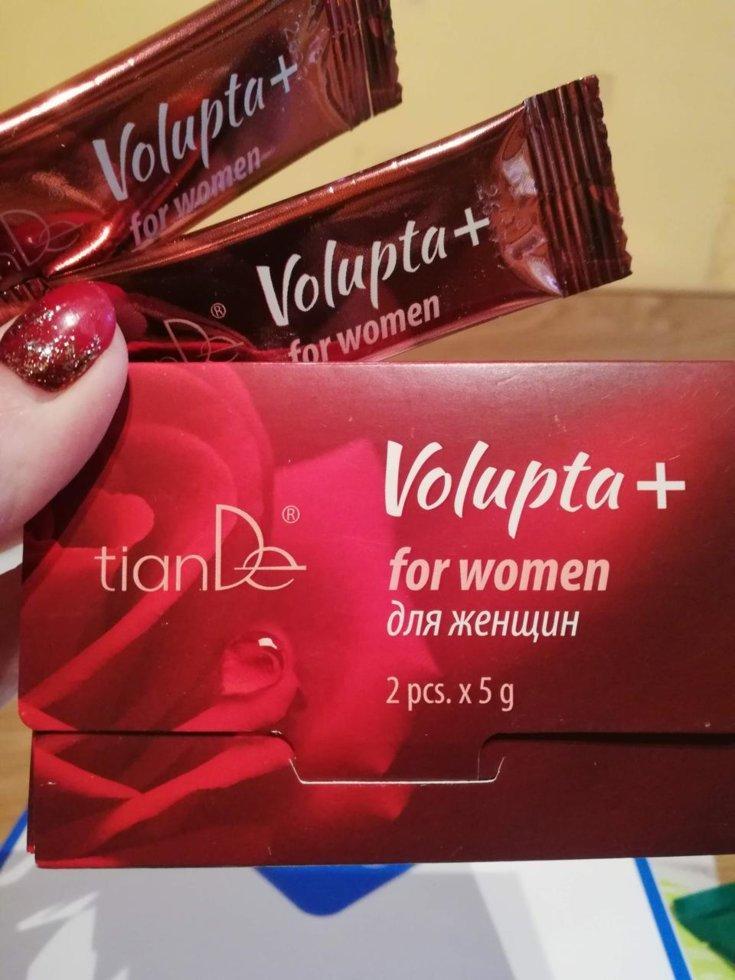 Volupta+ для женщин волюпта с аргинином