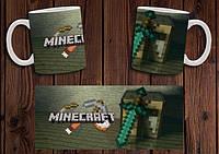 """Чашка """"Minecraft"""" №1"""