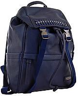 Рюкзак женский YW-12, синий
