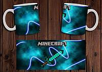 """Чашка """"Minecraft"""" №2"""