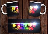 """Чашка """"Minecraft"""" №3"""