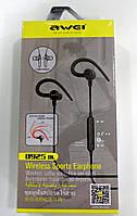 Спортивні Bluetooth навушники (гарнітура) Awei B925BL