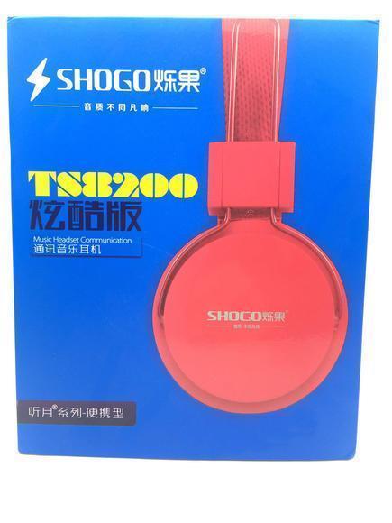 Наушники проводные TS8200 (66)K19