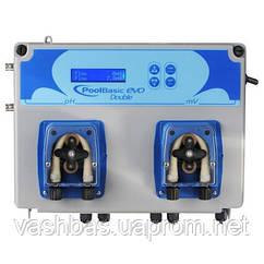 Aquaviva Система перистальтичних доз.насосів AquaViva PH+H2O2 1,5 л/год + Вимірювальний набір, 1 шт