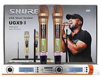 Микрофон для караоке и вокального исполнения DM UGX X8 II