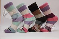 Женские шерстяные носки внутри с махрой , фото 1