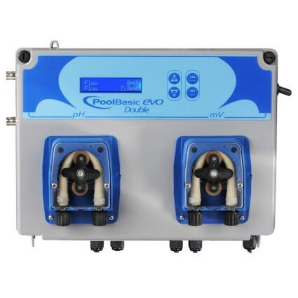 Aquaviva Система перистальтических доз.насосов AquaViva PH+H2O2 1,5л/ч + Измерительный набор (1 шт)