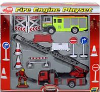 Набор Машинок Пожарная Охрана Dickie 3315396