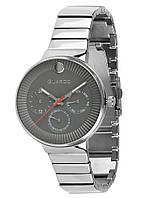 Часы женские Guardo B01400-(1)-1 серебряные