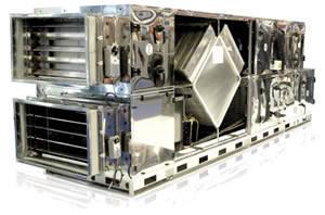 Приточно-вытяжная установка для бассейнов Aerostar PoolStar 3