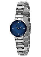 Часы женские Guardo T01070-2 серебряные
