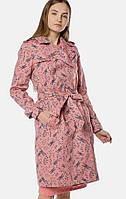 Женский розовый плащ MR520 MR 202 2620 0218 Dasty Pink