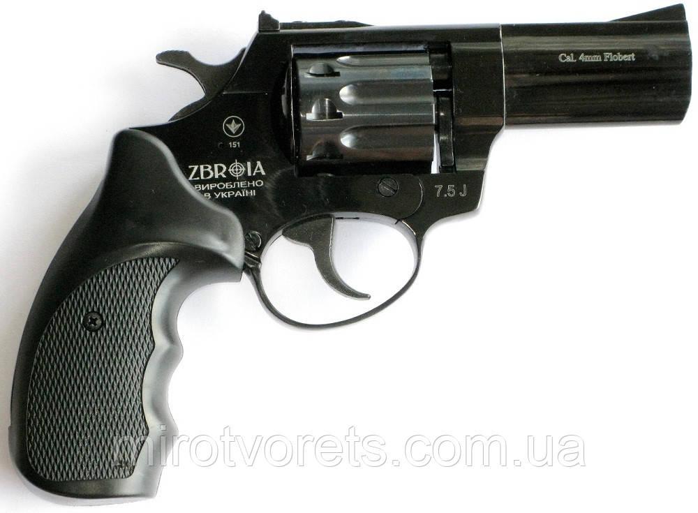 """Револьвер под патрон флобера PROFI 3"""""""