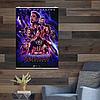 """Постер """"Мстители: Финал / Avengers: Endgame"""", Marvel. Размер 60x41см (A2). Глянцевая бумага, фото 3"""