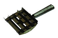Чесало для скота 240 *130 мм MasterTool 92-0174