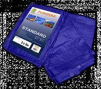 Водонепроницаемый тент Standart 2x3 м 180 г/кв.м. Bradas PLL2/3
