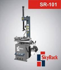 Полуавтоматический шиномонтажный стенд SkyRack SR-101. Стоимость с доставкой.