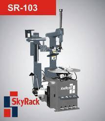 Автоматический шиномонтажный стенд SkyRack SR-103. Стоимость с доставкой.