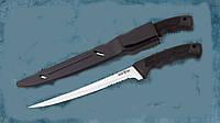 Нож рыбацкий 18209. Чехол - пластик,ножи рыбацкие, для дайвинга, оригинальный товар ,ножи для подводной охоты